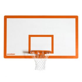 RECTANGULAR FIBERGLASS BACKBOARD