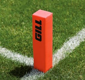 WEIGHTED FOOTBALL PYLONS - (SET OF 4)
