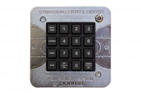 POWR-TOUCH 2.5 ELECTRONIC TOUCHPAD WITH CUSTOM EQUIPMENT LEGEND