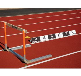 HURDLE STRIDE CHECKER