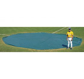 BASEBALL PLATE AND MOUND COVER
