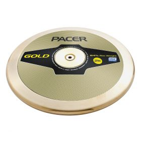 PACER GOLD DISCUS