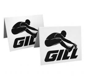 GILL LJ/TJ TAKE-OFF MARKER SET