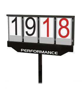 4 DIGIT PERFORMANCE INDICATOR