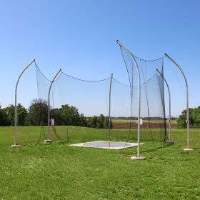 BARRIER NET FOR 9010 DISCUS CAGE