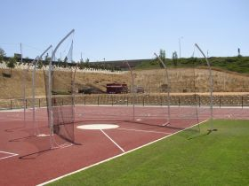 BARRIER NET FOR 8021 DISCUS CAGE