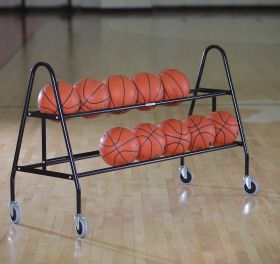 BASKETBALL BALL CARTS