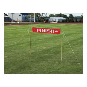 CROSS COUNTRY FINISH LINE BANNER
