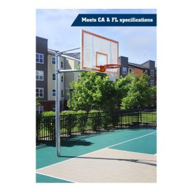 SUPER DUTY BASKETBALL SYSTEMS