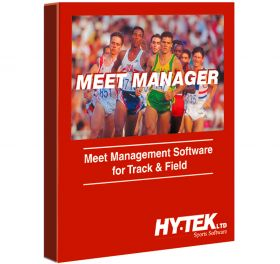 HYTEK TRACK AND FIELD MEET MANAGER