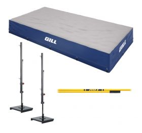 ESSENTIALS HIGH JUMP VALUE PACK (16' X 8' X 24