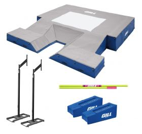 G1 POLE VAULT VALUE PACK (20' X 21'11