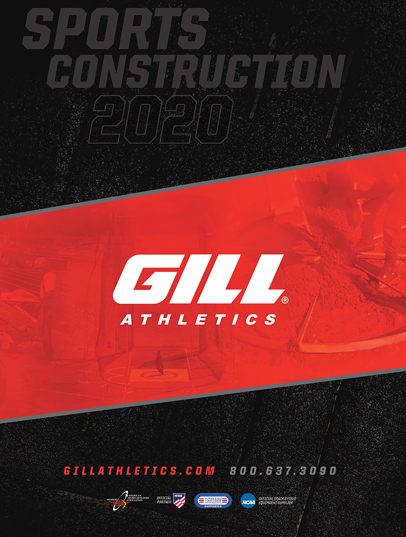 Gill Athletics 2020 Sports Construction Catalog