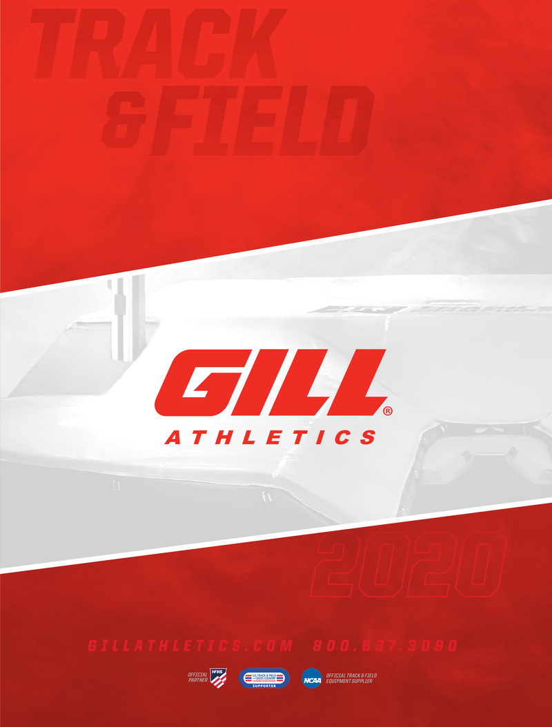 Gill Athletics 2020 Track and Field Catalog